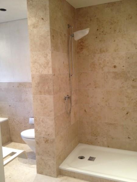 badezimmer duschschnecke moderne inspiration